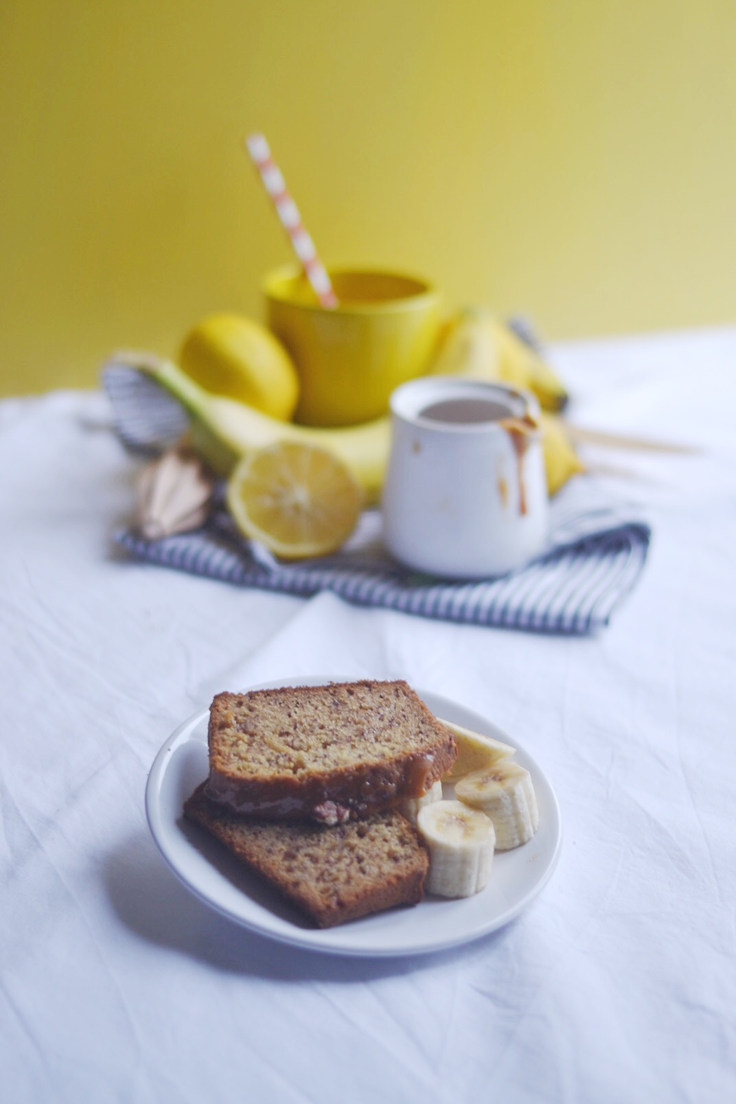 Banana bread caramel beurre sale