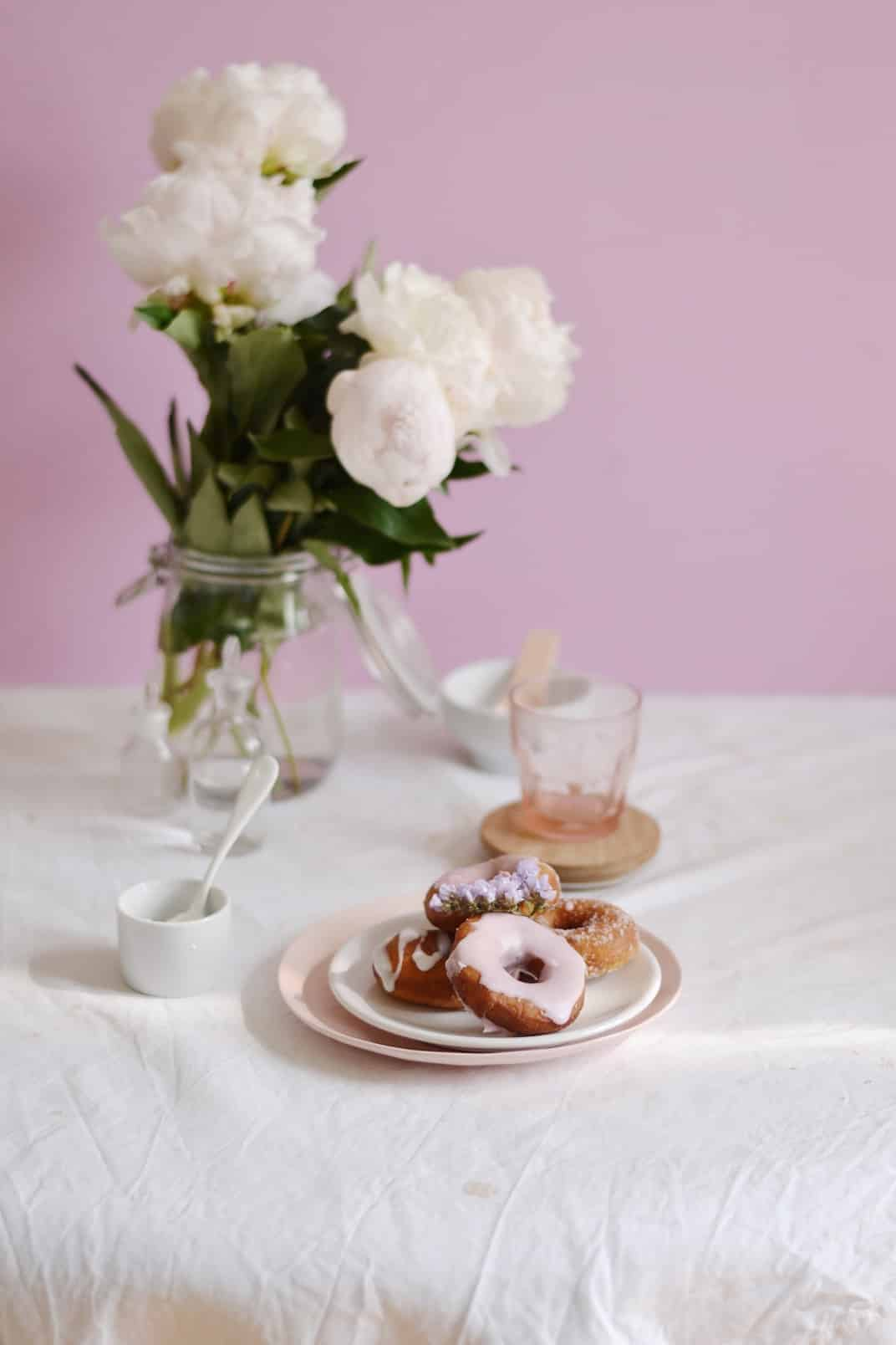 Doughnuts - recette de Linda Lomelino