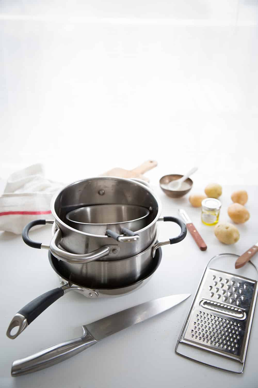 Les ustensiles de cuisine indispensables